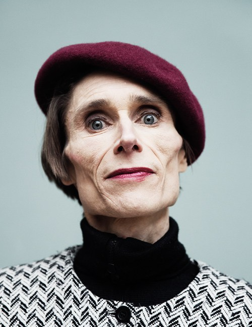 Madame Nielsen, b. 1963, is a Danish writer, singer and performance artist. Her novels have been awarded several prizes.